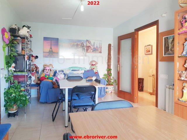 Wohnung und Parkplatz in Remolins Tortosa