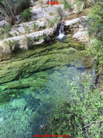 Finca im Naturpark Roquetes