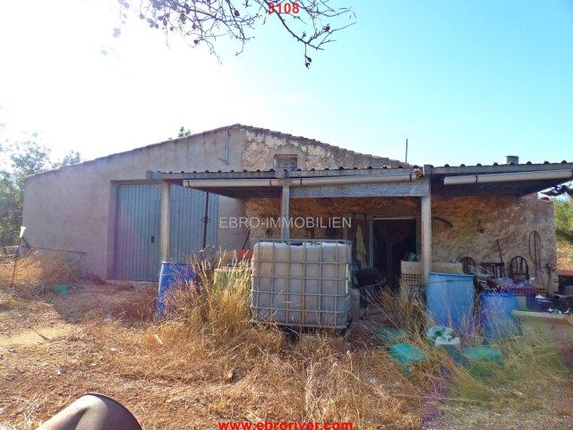 Landhaus in Roquetes