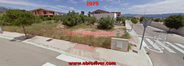 Stadtgrundstück in Els Pilans