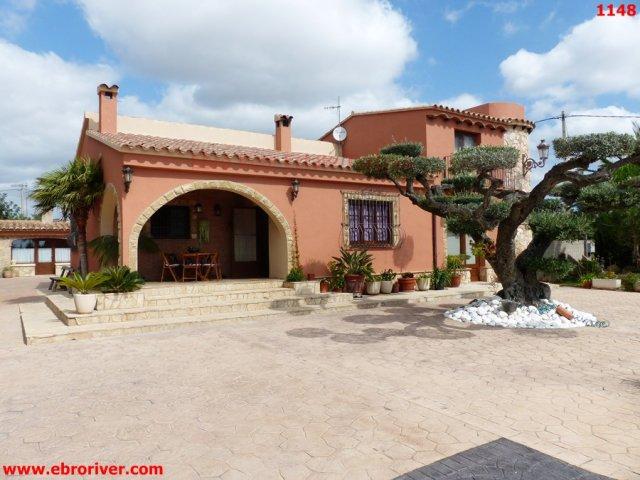 Luxus-Villa bei L'Ampolla
